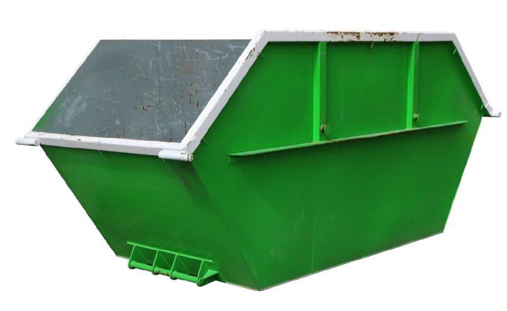 Skip bin.. the latest technology