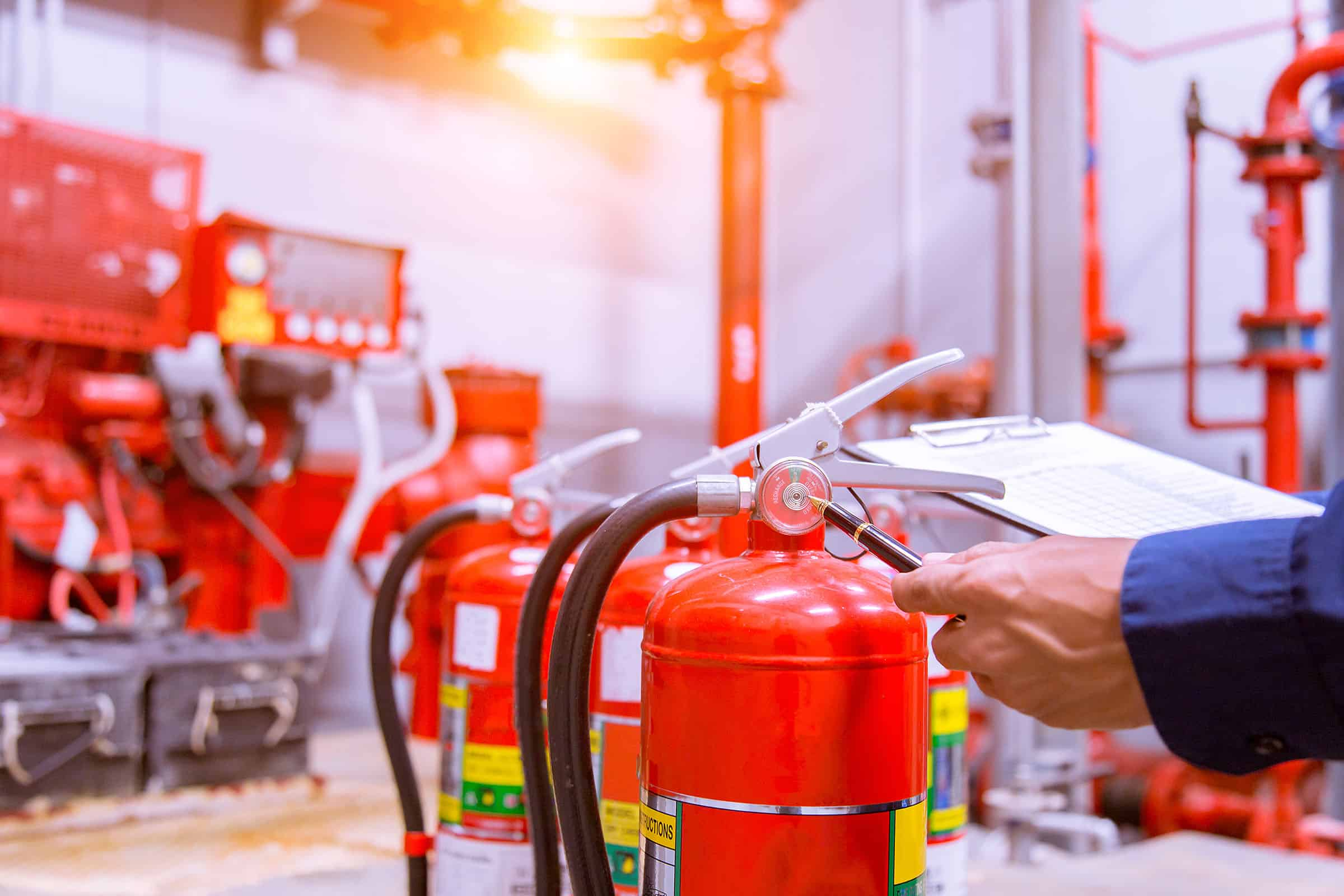 Fire Protection Management Systems
